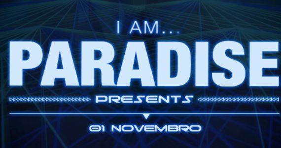Villaggio JK apresenta Festa I am Paradise 1 de novembro, venha sair da rotina Eventos BaresSP 570x300 imagem