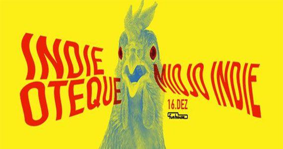 Os Djs Cleber Facchi, Lucas Brêda, Vincius Felix, Marcos Bacon e Leonardo Costa tocam Indie Pop de 2016 na FunHouse Eventos BaresSP 570x300 imagem