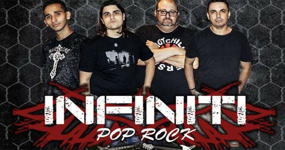 Danny Vincent & O Guappo e banda Infiniti comandam a noite de sábado em O Garimpo Eventos BaresSP 570x300 imagem