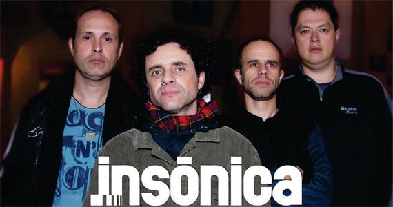 A banda Insonica toca o melhor do pop & classic rock no O Malleys Eventos BaresSP 570x300 imagem