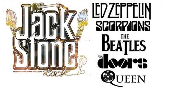 Banda Jack Stone manda o melhor do classic rock para o Bar Rock Club Eventos BaresSP 570x300 imagem