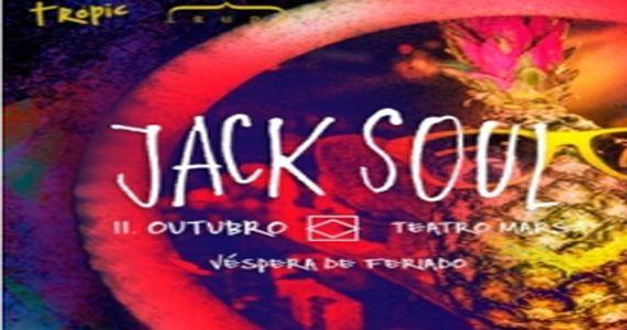 Trupe & Trópic apresentam Jack Soul no Teatro Mars Eventos BaresSP 570x300 imagem