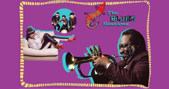O trumpetista e diretor musical da banda de BB King James Boogaloo sobe mais uma vez no palco do Bourbon Street Music Club Eventos BaresSP 570x300 imagem