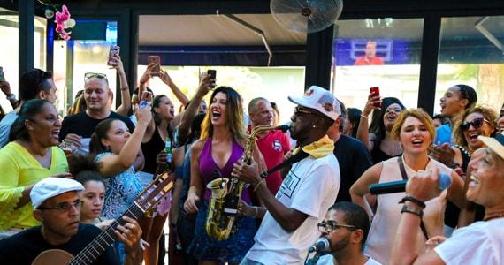 Boteco Todos os Santos oferece o melhor da música ao vivo Eventos BaresSP 570x300 imagem