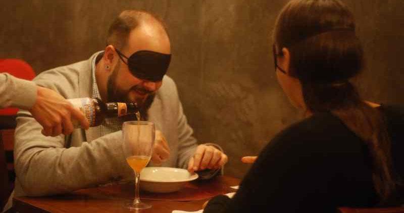 Jantar às Cegas no restaurante Duas Terezas Eventos BaresSP 570x300 imagem