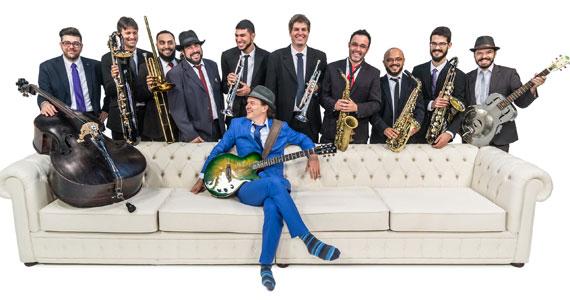 João Suplicy e Big Band na Gaveta se apresentam no Bar Brahma Centro  Eventos BaresSP 570x300 imagem