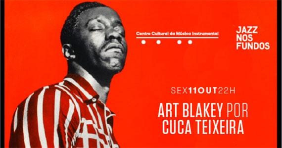 Jazz nos Fundos apresenta Art Blakey por Cuca Teixeira Eventos BaresSP 570x300 imagem