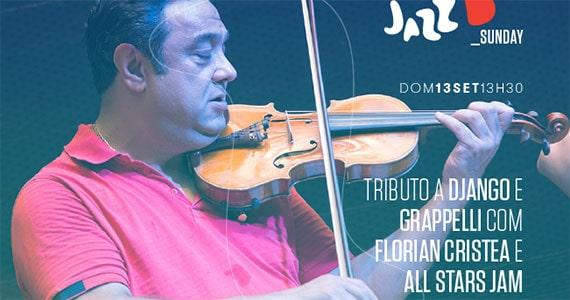 Jazz nos Fundos realiza tributo a Django Reinhardt e Stephane Grappelli Eventos BaresSP 570x300 imagem