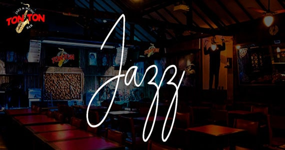 Gravina Jazz Band sobe ao palco do Ton Ton Jazz