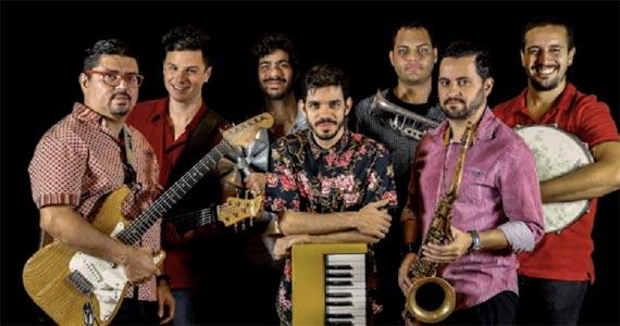 Banda Silibrina, de Gabriel Nóbrega, lança o álbum O Raio no Jazz nos Fundos Eventos BaresSP 570x300 imagem