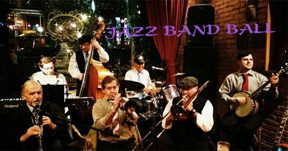 Jazz Band Ball anima à noite no Bar Madeleine com o melhor do Jazz  Eventos BaresSP 570x300 imagem