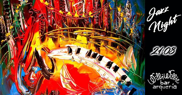 Programação - Willi Willie Jam (Jazz/Fusion)
