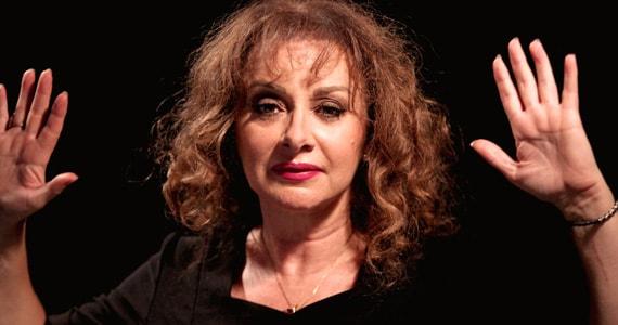 A voz de Edith Piaf no cinema Jil Aigrot apresenta espetáculo na Sala São Paulo Eventos BaresSP 570x300 imagem