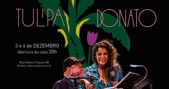 Barreto apresenta João Donato convida Tulipa Ruiz Eventos BaresSP 570x300 imagem