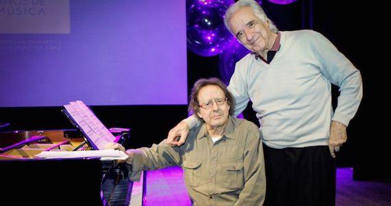 Teatro Bradesco apresenta noite de música erudita com João Carlos Martins e Arthur Moreira Lima Eventos BaresSP 570x300 imagem