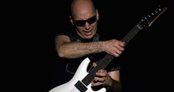 Joe Satriani volta a São Paulo com show da turnê Surfing to Shockwave no Espaço das Américas Eventos BaresSP 570x300 imagem