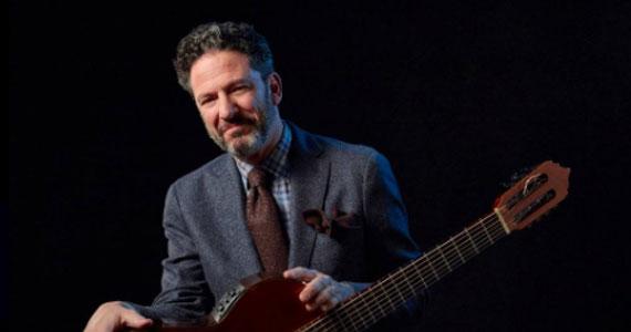 Bourbon Street recebe os sucessos do cantor e guitarrista John Pizzarelli Eventos BaresSP 570x300 imagem