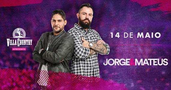 Show de Jorge & Mateus no Villa Country Eventos BaresSP 570x300 imagem