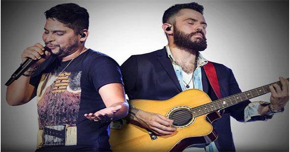 Jorge e Mateus se apresentam nos dias 16, 17 e 18 de dezembro no Citibank Hall Eventos BaresSP 570x300 imagem