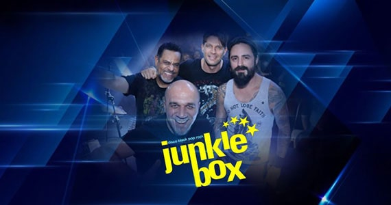 Duboiê recebe os agitos da banda Junkie Box com o melhor do rock Eventos BaresSP 570x300 imagem