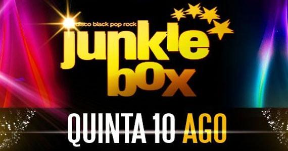 Show ao vivo da Banda Junkie Box fazendo a festa no The History Eventos BaresSP 570x300 imagem