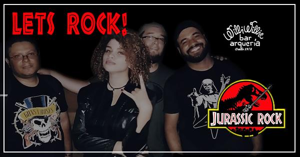 Programação - Banda Jurassic (Classic Rock)