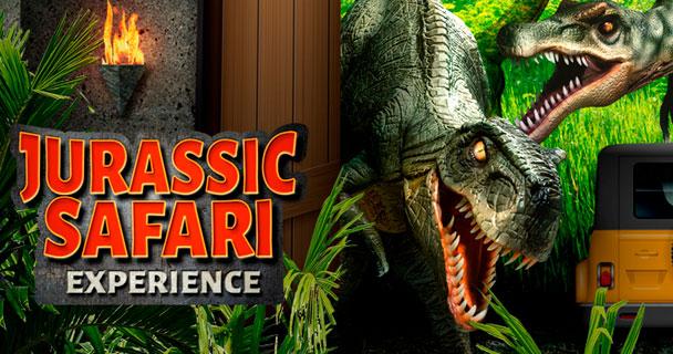 Parque Burle Marx apresenta mega evento Jurassic Safari Experience Eventos BaresSP 570x300 imagem