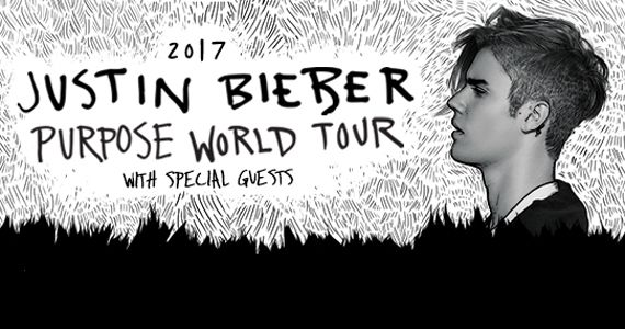 O pop star mundial Justin Bieber volta ao Brasil e apresenta a turnê Purpose World Tour no Allianz Parque Eventos BaresSP 570x300 imagem