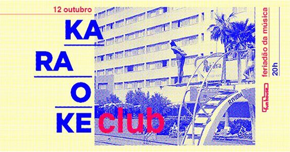 Karaoke Club de feriado com double vodka ao som de indie, pop e rock no Funhouse Eventos BaresSP 570x300 imagem