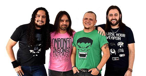 Banda Kashmir traz um repertório com clássicos do rock nacional e internacional no Cadillac Vintage Bar Eventos BaresSP 570x300 imagem