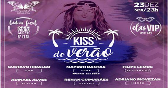 Kiss de Verão com Gustavo Hidalgo, Maycon Dantas, Felipe Lemos, Adinael Alvez, Renan Guimarães e Adriano Piovezan no Kiss & Fly - Guarujá Eventos BaresSP 570x300 imagem