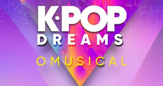 K-POP Dreams, O Musical entra em cartaz no Teatro Claro