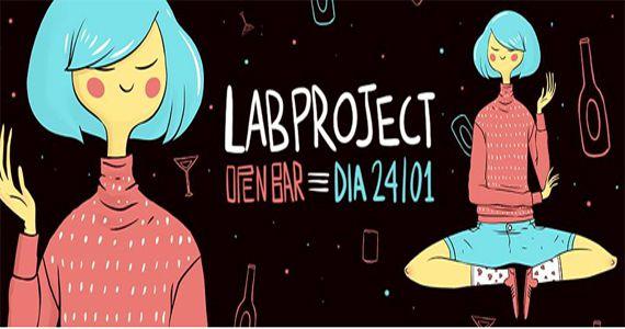 Terça-feira vai rolar a festa Lab Project com o melhor Open Bar no Lab Club Eventos BaresSP 570x300 imagem