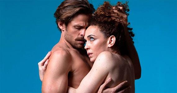 Gota D'Agua [A Seco] estreia no Teatro Porto Seguro com Laila Garin e Alejandro Claveaux Eventos BaresSP 570x300 imagem
