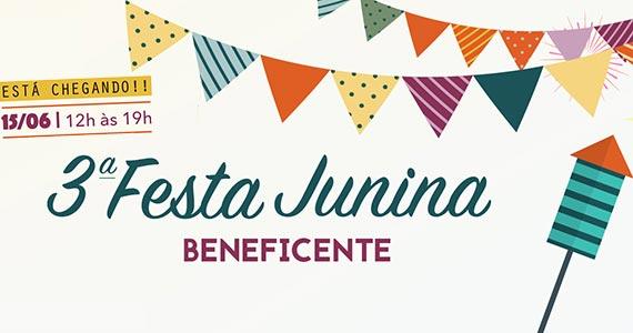 Lar Vinícius realiza a terceira festa junina cheias de atrações Eventos BaresSP 570x300 imagem