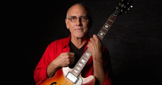 Lenda da guitarra Larry Carlton é destaque na programação do Bourbon Street Eventos BaresSP 570x300 imagem