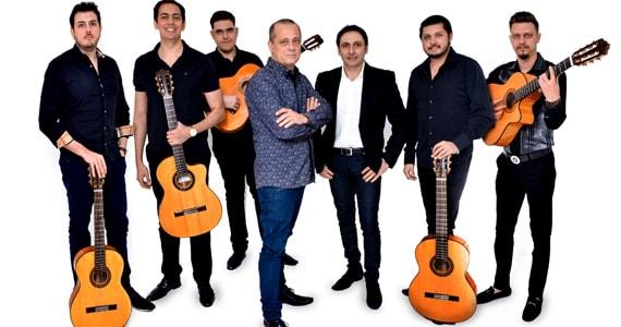 Gipsy Foverer, Andaluz e DJ Branca participam da Festa Latina Gipsy no Bourbon Street Eventos BaresSP 570x300 imagem