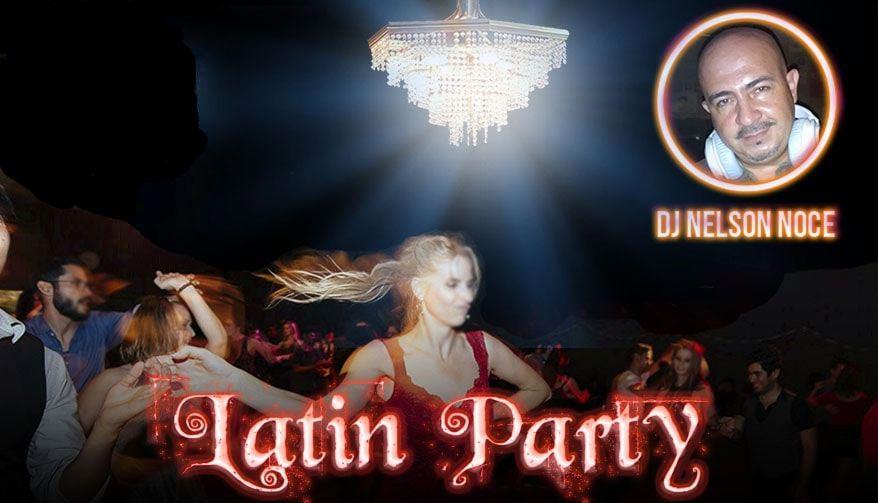 Dj Nelson Noce embala a noite Latin Party do Azucar com o melhor do ritmo latino BaresSP