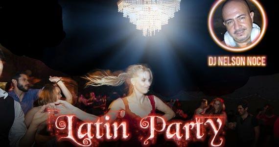Dj Nelson Noce embala a noite Latin Party do Azucar com o melhor do ritmo latino Eventos BaresSP 570x300 imagem