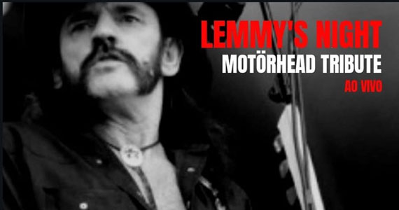 Motorhead Tribute realiza Lemmy's Night no Partisans Pub Eventos BaresSP 570x300 imagem
