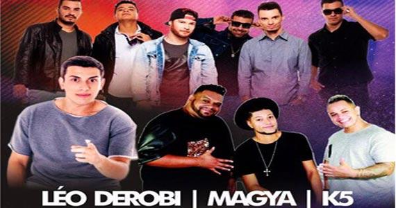 Véspera de feriado com Léo Derobi, Grupo Magya e K5 no Boteco Vila Rica Eventos BaresSP 570x300 imagem