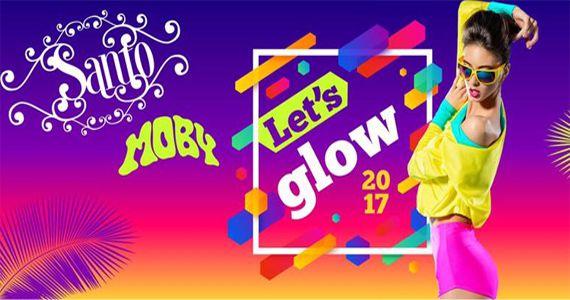 De Jeito Maneira, Dj Bruno Peres e Biah & Brenno agitam a Let's Glow na Moby Club Eventos BaresSP 570x300 imagem