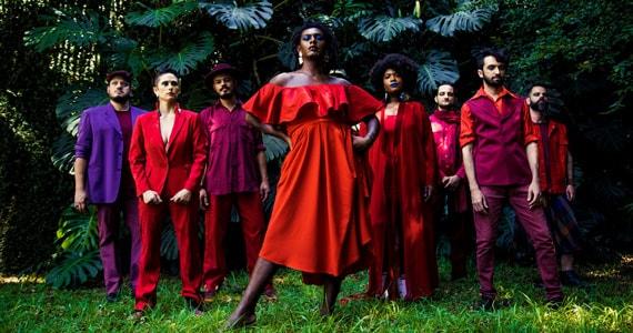 Liniker e os Caramelows apresentam Goela Abaixo na Casa Natura Musical Eventos BaresSP 570x300 imagem