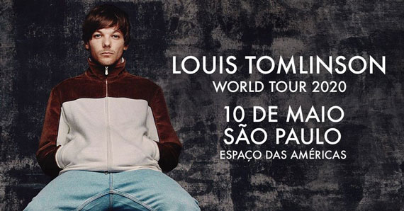 Louis Tomlinson realiza show único em São Paulo Eventos BaresSP 570x300 imagem