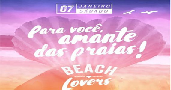 Festa BEACH LOVERS desembarca pela segunda vez no Litoral Norte de São Paulo, no Banana's Beach Club Eventos BaresSP 570x300 imagem