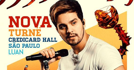Luan Santana retorna ao Credicard Hall com a turnê VIVA Eventos BaresSP 570x300 imagem