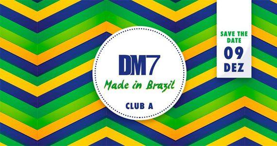 O capitão do PsyTrance Burn in Noise agita o Made in Brazil - O Retorno no Club A Eventos BaresSP 570x300 imagem