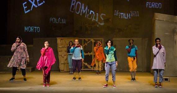 Malala, a menina que queria ir para escola no Teatro Procópio Ferreira Eventos BaresSP 570x300 imagem