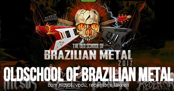 Banda Redentor traz um som agressivo com uma pegada de Thrash e Death metal ao Manifesto Bar Eventos BaresSP 570x300 imagem