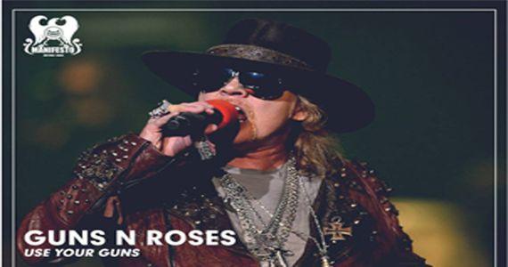 O melhor do Guns n Roses, Van Halen e ACDC (Abertura) no Manifesto Bar Eventos BaresSP 570x300 imagem
